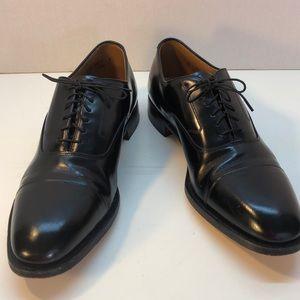 Johnston & Murphy Black Dress Oxfords Size 13